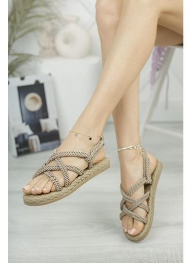 Muggo Sandalet Vizon